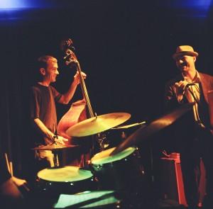 Billy Brandt on Stage