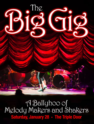 The Big Gig Jazz Show produced by Billy Brandt