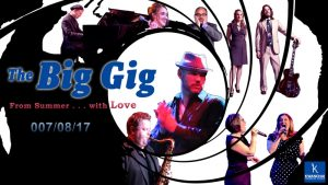 THE BIG GIG - ARTISTS 2017 2