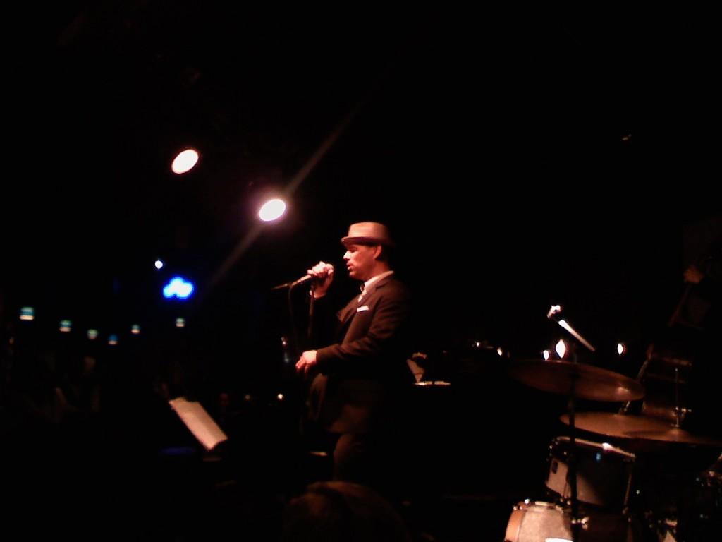 Billy at Tula's Jazz Club