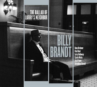 The Ballad of Larry's Neighbor Album Cover